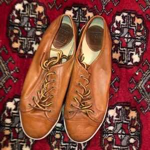 FRYE leather Tennis shoes
